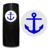 13 Anchor blue