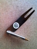 342 Greenrite K - Pitch fork with pen